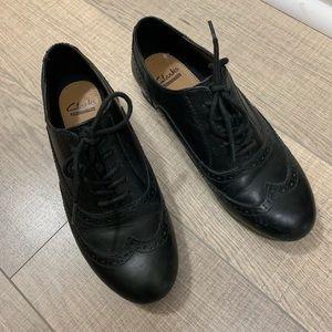 Shoes - Clark oxford dress shoes